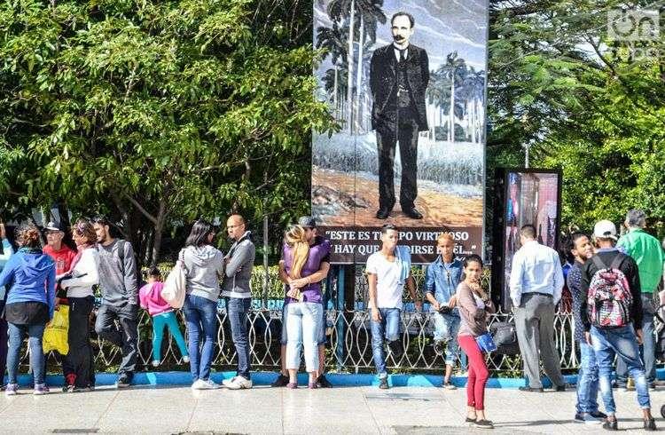 Heladería Coppelia, en La Habana. Foto: Kaloian.