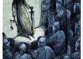 La justicia encapsulada, caricatura de Ángel Boligán.