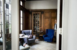 Los huéspedes tienen a su disposición, al mismo tiempo, instalaciones sobrias y lujosas, funcionales y acogedoras, complementadas con un menaje de excelencia. Foto: Cortesía de Paseo 206.