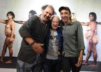 De izquierda a derecha: Enrique Rottenberg, Maurice Renoma y Carlos Quintana. Foto: adelap.com