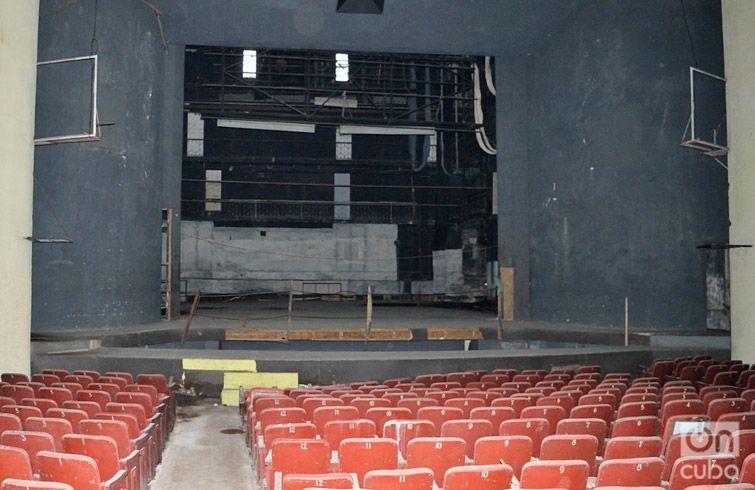 Teatro Musical. Foto: Otmaro Rodríguez.