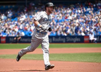 Todd Frazier, de los Medias Blancas de Chicago. Foto: Nathan Denette The Canadian Press via AP.