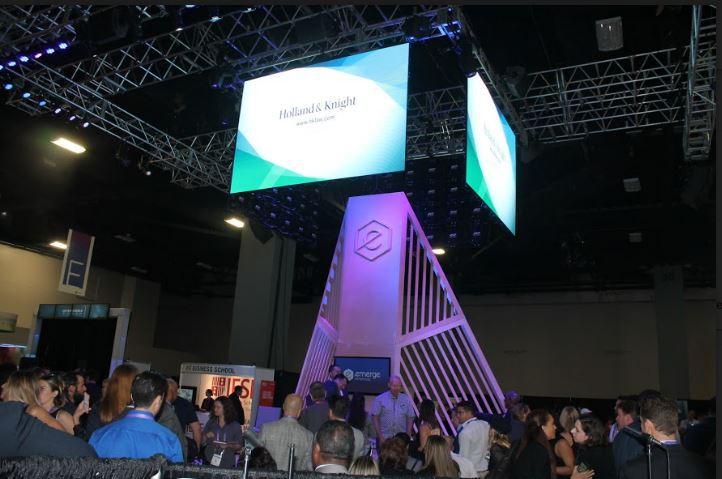 Foro eMerge Americas 2017. Foto: Tomada de tecnohoy.net.