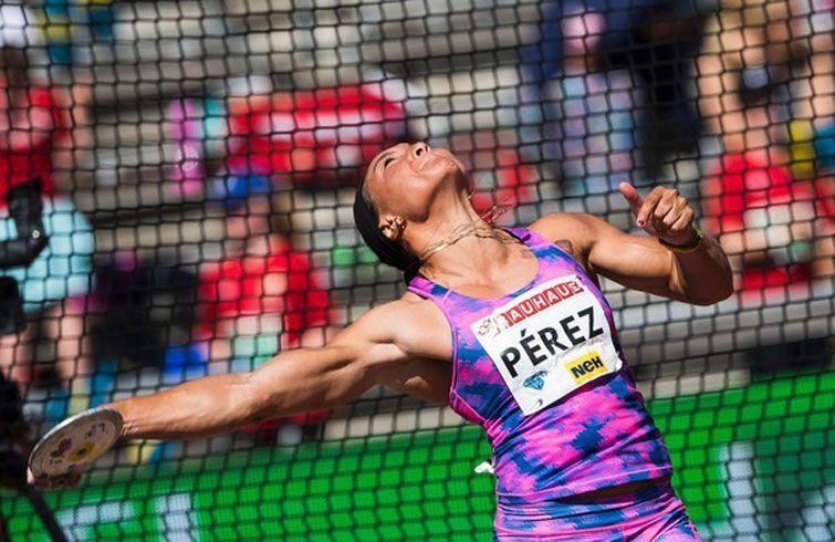 Yaimé Pérez pudiera colgarse al cuello por primera vez una ansiada medalla. Foto: DeporCuba.