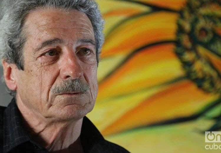 Fernando Pérez es uno de los más prolíficos directores de cine cubanos. Foto: Ismario Rodríguez.