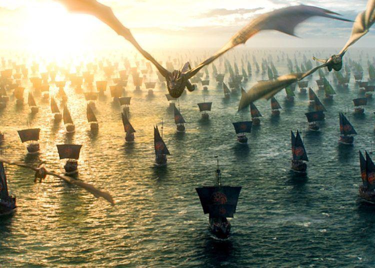 """""""Games of Thrones"""", de HBO."""