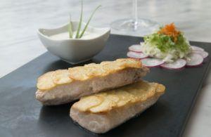 Más que el término gourmet, Andrea prefiere el de cocina creativa. Foto: Cortesía de Paseo 206.