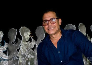 Rolando Almirante. Foto: Javier Coello.
