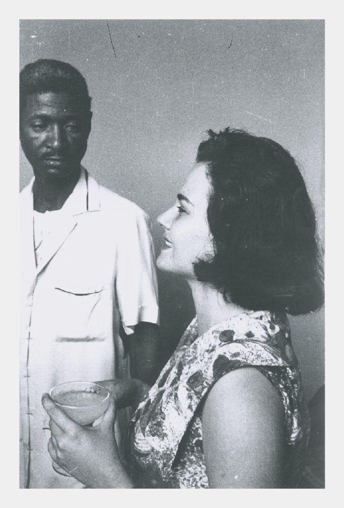 Marta Valdés y Benny Moré en los 60.
