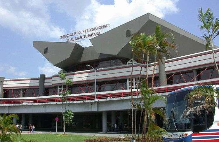 Aeropuerto Internacional José Martí de La Habana. Foto: aeropuertos.net.