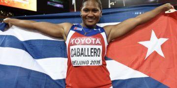 Denia Caballero. Foto de Radio Santa Cruz.
