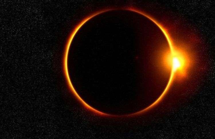 Eclipse solar. Foto: Sputniknews.