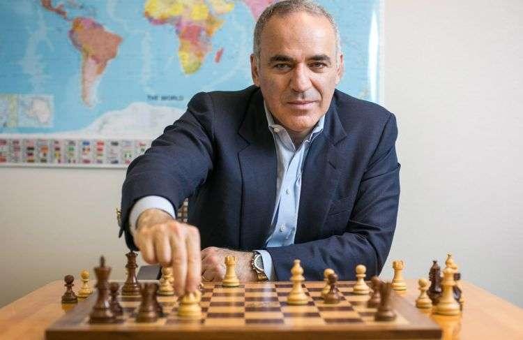 Garry Kasparov. Foto: Benjamin Chasteen / Epoch Times/Archivo.