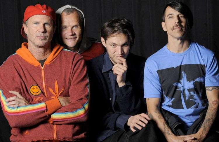 Red Hot Chili Peppers. Foto: Indie Hoy.