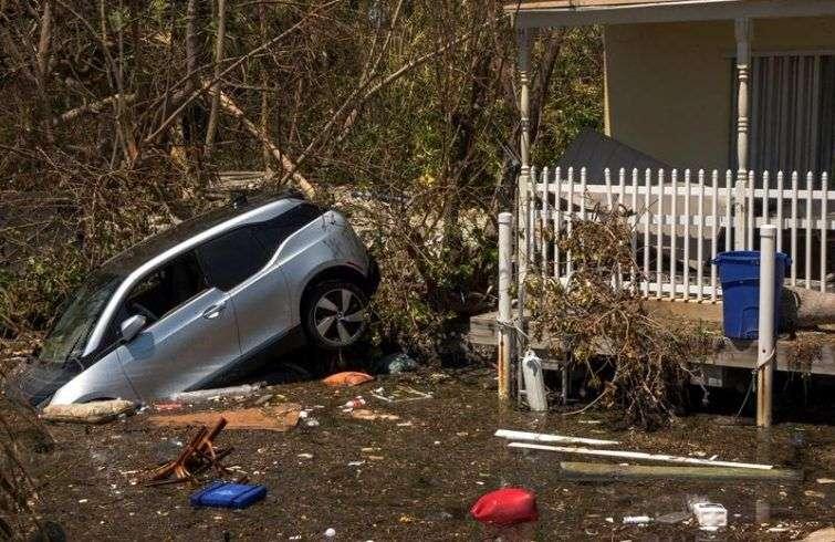Irma en Marathon EFE