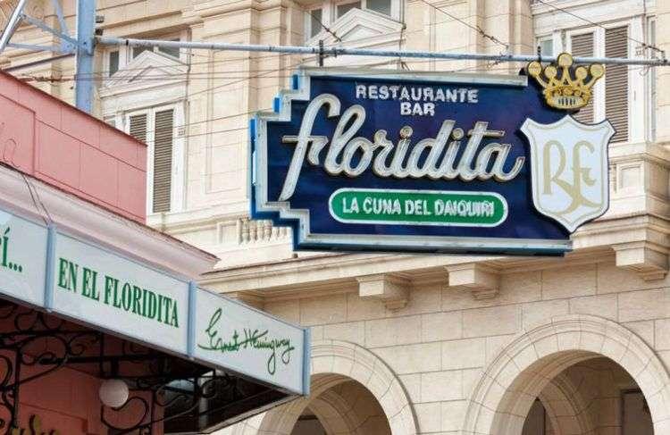 El Floridita, el más famoso bar de La Habana. Foto: Life Style.