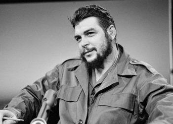 El Che Guevara. Foto: History.