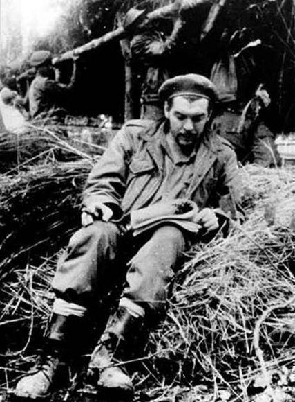 El Che en el Congo.