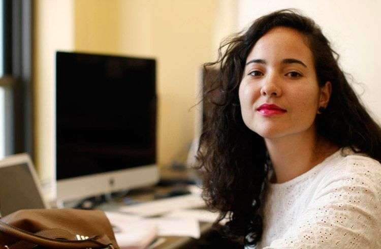 Lidia Hernández.