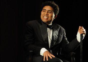 Eider Luis Pérez, actor, guionista y director del grupo humorístico cubano Etcétera. Foto: cortesía del entrevistado.