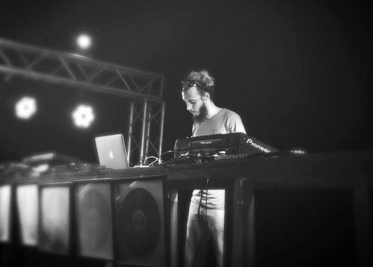 Jorge Peña, conocido dentro de la música electrónica cubana como GreenCh. Foto: cortesía del entrevistado.