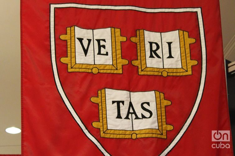 Veritas is the motto and crest of Harvard, adopted in 1836 on the bicentennial of the university.
