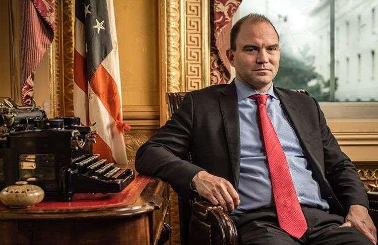Foto: Andre Chung/ Politico Magazine