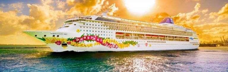 Foto: Norwegian Cruise Line.