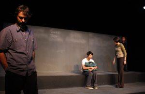 Caleb Casas, izquierda. en Diez Millones. Foto: Manolo Garriga.