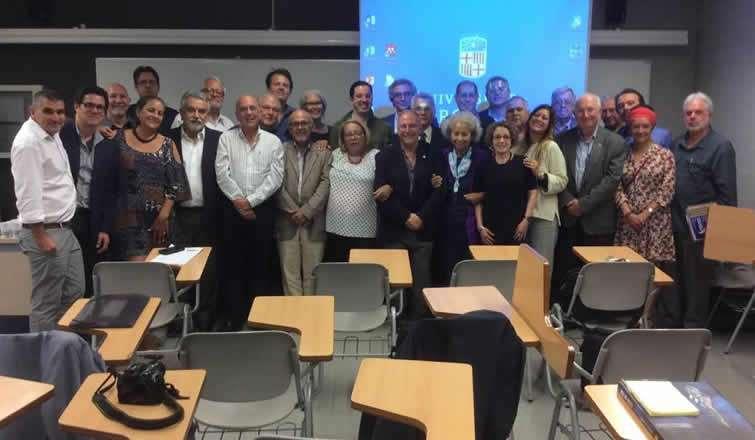Taller sobre Estudios Cubanos en Estados Unidos, realizado durante el último Congreso de la Asociación de Estudios Latinoamericanos en Barcelona, en mayo de 2018.