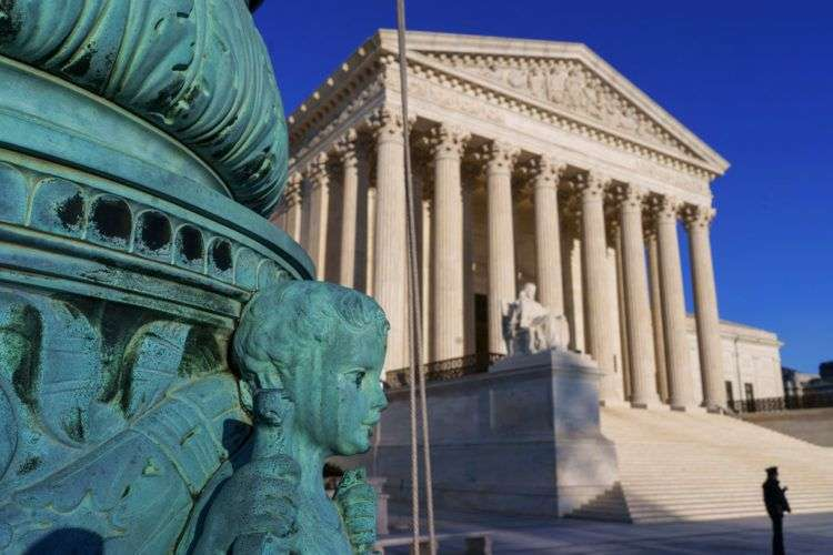 Edificio de la Corte Suprema de Estados Unidos. Foto: J. Scott Applewhite / AP / Archivo.