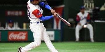 Alexander Ayala ha tenido una buena Serie Especial y podría estar en los Juegos Centroamericanos. Foto: Matt Roberts / Getty Images AsiaPac.