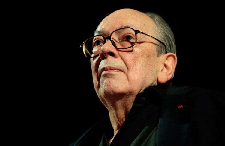 Alfredo Guevara en 2009. Foto: José Goitía para The New York Times.