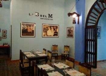 La Bodeguita del Medio de Santiago de Cuba: Foto: @marcasrestauranterascubanas / Facebook.