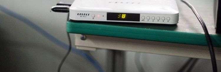 Nueva Caja Decodificadora GELECT HD-WA17, con Sistema operativo Android. Foto: d-cuba.com.