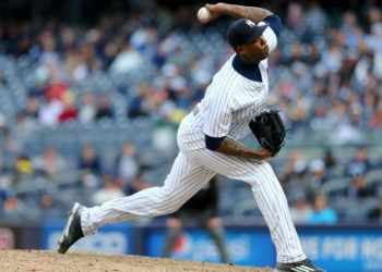Aroldis Chapman. Foto: Getty Images.