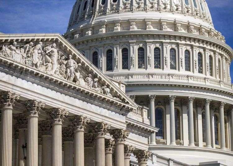 Congreso estadounidense en Washington. Foto: J. Scott Applewhite / AP.