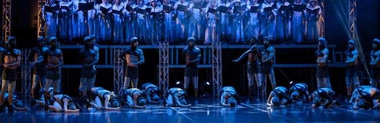 Carmina Burana en el Gran Teatro de La Habana Alicia Alonso. Foto: Claudio Pelaez Sordo.