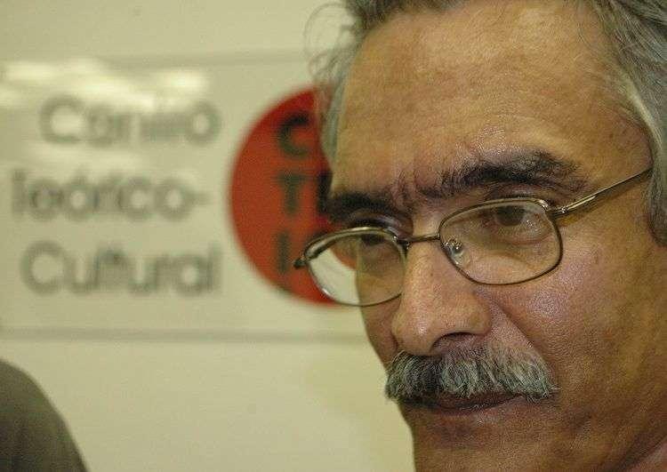 Desiderio Navarro. Foto: Kaloian.