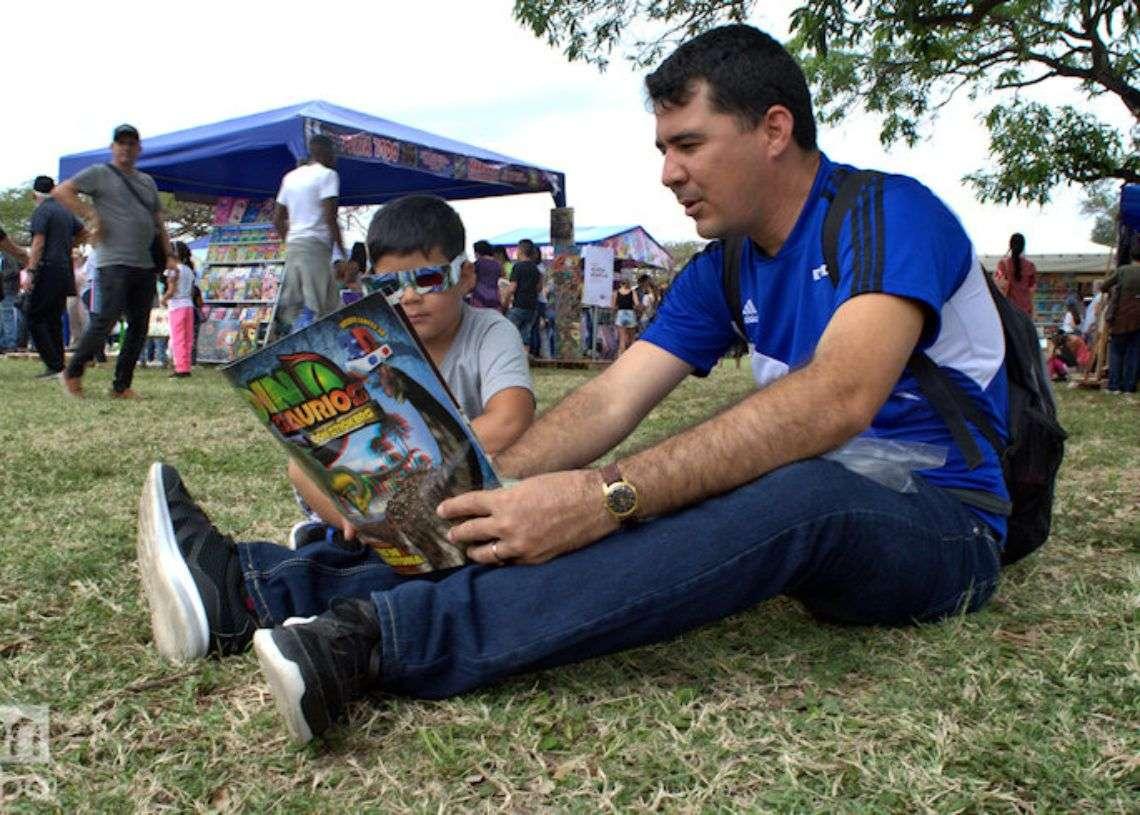 Feria Internacional del Libro de La Habana. Foto: Otmaro Rodríguez.