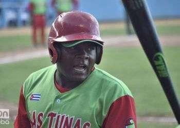 Todavía en activo, Danel Castro merece estar en el All Stars histórico de Las Tunas. Foto: Otmaro Rodríguez.