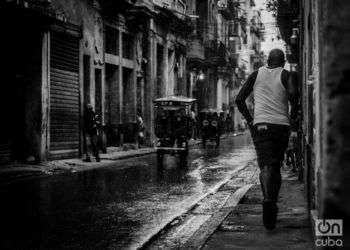 Foto: Jorge Luis Borges.
