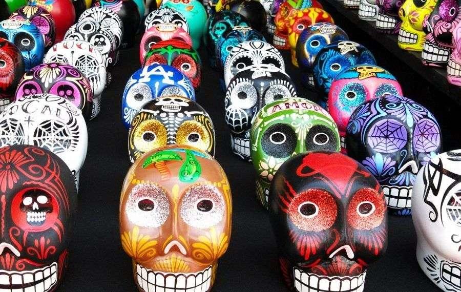 Arte típico mexicano. Foto: Pxhere.