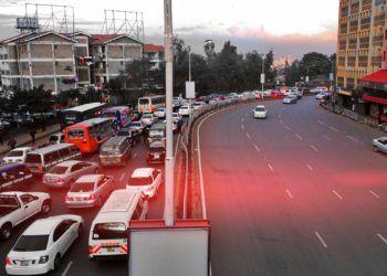 Nairobi, capital de Kenia. Foto: pxhere.