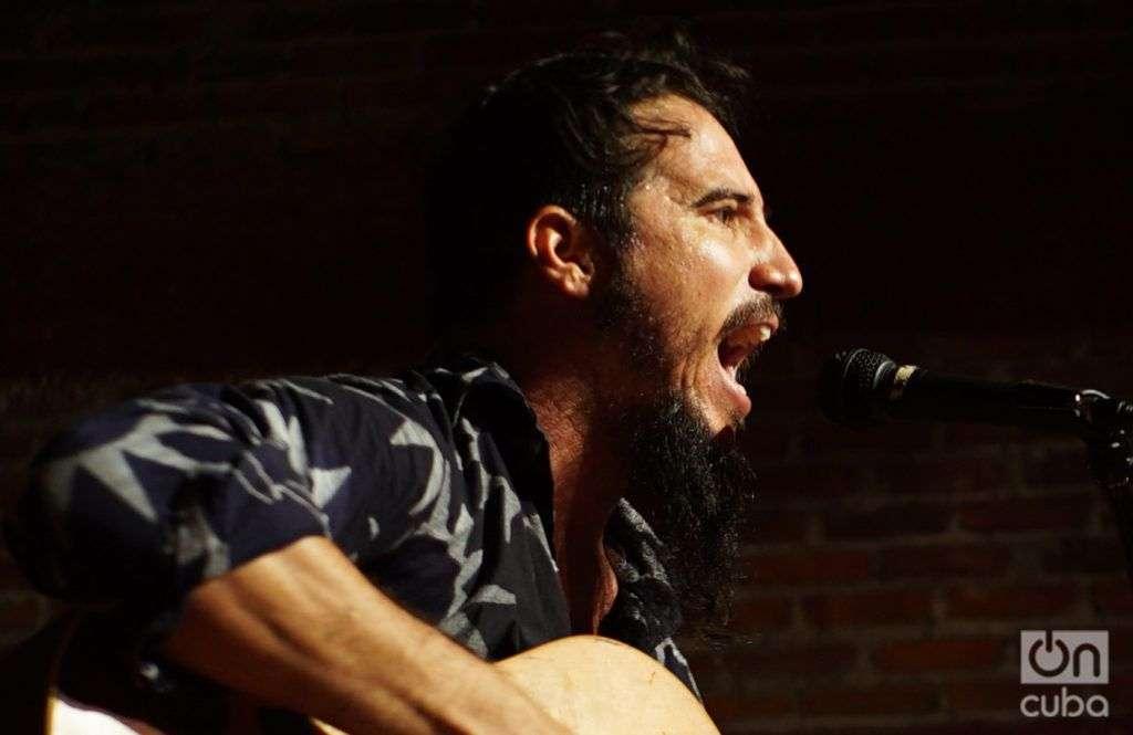 Oscar Sánchez. Foto: Carla Valdés.