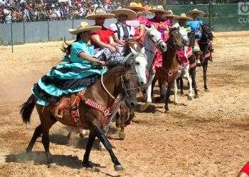Volvió el rodeo a Rancho Boyeros. Foto: Otmaro Rodríguez.