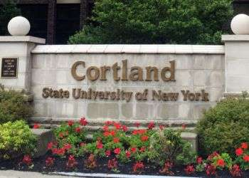 SUNY Cortland. Foto: Karthik Venkataraman.