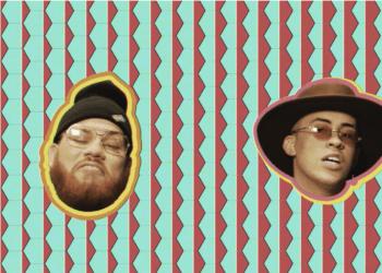 """Fotograma del video clip del """"Estamos Clear"""", Miky Woodz feat. Bad Bunny, uno de los temas prohibidos."""
