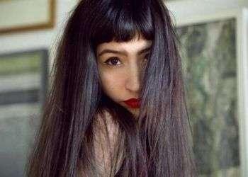 """Sofía Gala, protagonista de """"Alanis""""."""