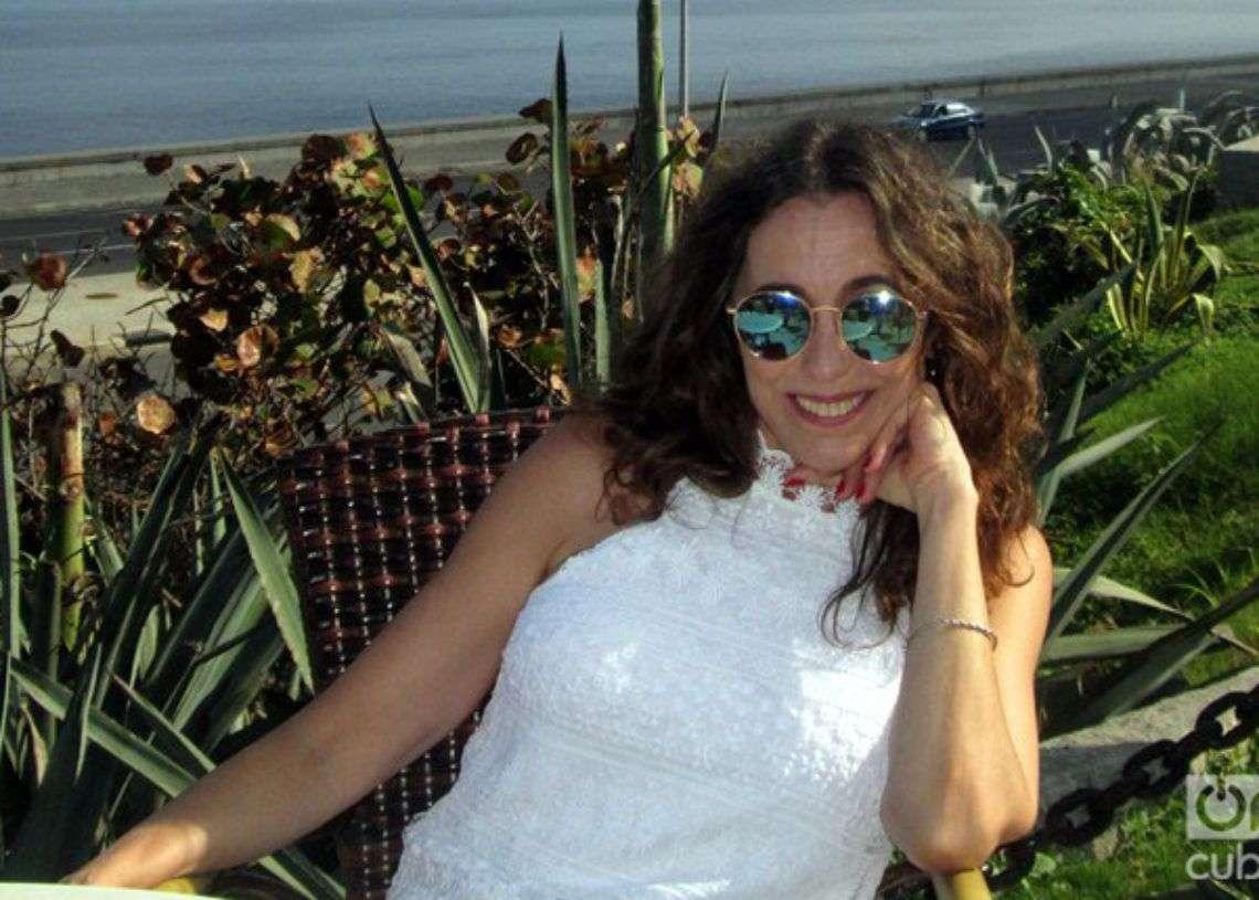Tahimí Alvariño quiere volver a actuar en Cuba. Foto: Sundred Suzarte.